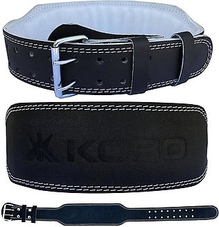 Weight Lifting Belt Leather for Weightlifting