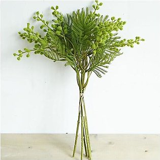 Small Bud Artificial Flowers Bouquet Decorative Floral Plant Wedding Gift