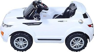 Battery Operated Car - JY 20L8 - White