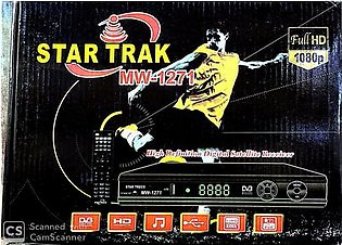 Dish receiver star track