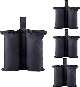 4Pcs/Set Canopy Weight Bags for Canopy Tent Sand Bags Leg Weights for Instant O…