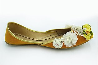 Milli Shoes - Ladies Hand Made Khussa - 7532