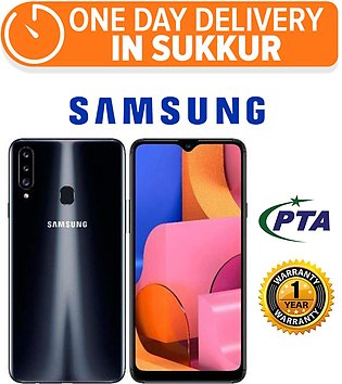Samsung Galaxy A20S - 6.5 Display - 13+8+5 MP Triple Back Camera 8 MP Front -...