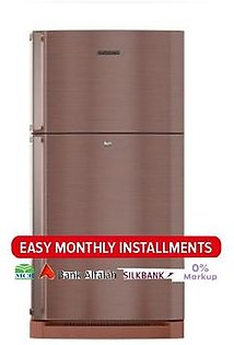 Kenwood KRF-320SS - 13Cft - 364Ltr - Copper Hair Line - CHL - Big space imported refrigerator