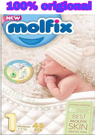 molfix diapers size 1 new born