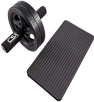 Abs Roller With Yoga Mat