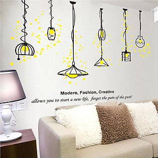 Decals Window Vinyl Home Decor Removable Bedroom ation Shop Wall Stickers