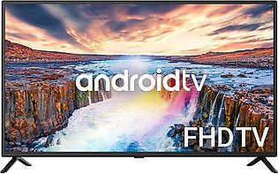 Hi Q -60-Inch 1080p Smart LED TV-Wall mount -Black - Android Featured
