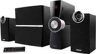 Edifier C2XB 2.1 speaker system with Edifier's signature distortion control tec…
