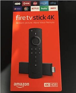 Amazon Fire Stick 4K (Android TV Box)