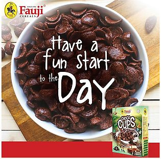 FAUJI Cereals Chocolate Cups 150GM