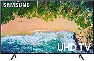 Samsung LED TV 4K Smart 43NU7100 43 Inch Official Warranty