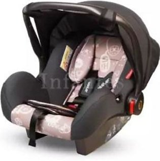 Weeler Carry Cot & Car Seat 0-18 Months Black And Brown (BNBCC-21)