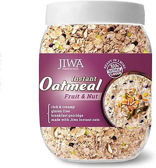 Oatmeal, Fruit and nuts 150 g
