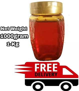 Pure Acacia honey 1Kg Jar (FREE HOME DELIVERY)