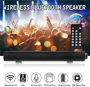 Wireless Bluetooth 4.2 Speaker Loudspeaker Music Player TV Surround Sound System