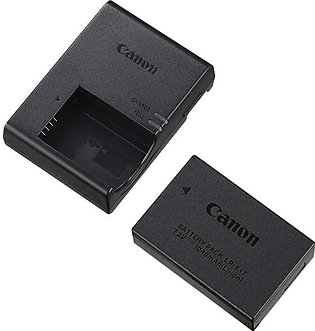 Pack Of 2 - Battery For Canon 750D 760D Lp-E17 Lpe17 + Charger 800D 77D M3 M5 2…
