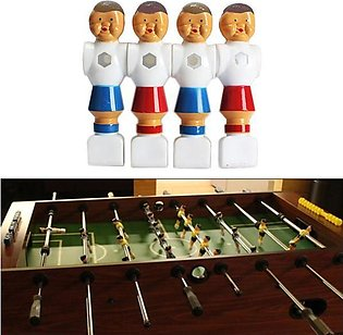 4 Pcs/Set Rod Foosball Soccer Table Men Player Replacement Parts