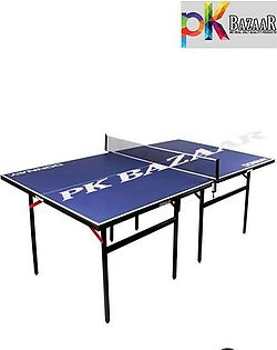 Indoor Table Tennis Foldable Table Tennis with Net