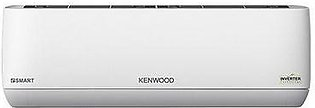 AC Kenwood KES-1237S 1 Ton Split Air Conditioner DC Inverter (White) 50% to 60% Energy Saving