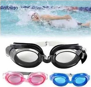 Professional 3 in 1 Swimming Goggles Anti-fog Swimming Water Pool Glasses Unise…