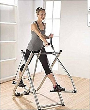 Air155 - Foldable Indoor Walking Glider Fitness Exercise Machine Workout Air Wa…