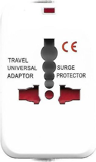 Travel Adapter World Wide with Surge Protection