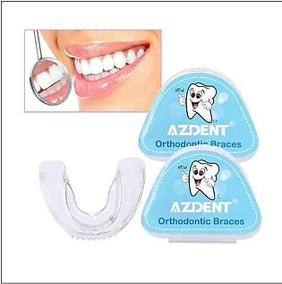 (Soft + Hard) 2 Stages Tooth Orthodontic Braces Appliance Dental Braces