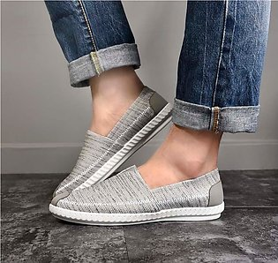 BlingBlingStar Men's Linen Straw Canvas Shoes Casual Breathable Shoes Flats C...