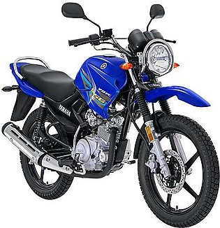 Yamaha YBR 125 G - Blue 2019 (Only for Karachi)