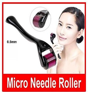 Skin Therapy 540 Micro Needle Derma Roller - 0.5Mm