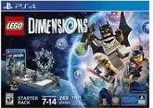LEGO Dimensions - Starter Pack - PS4