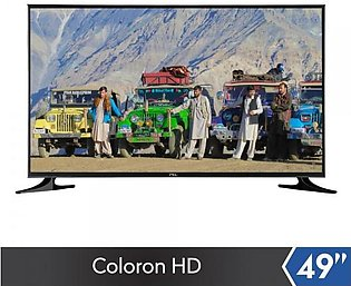 PEL LED ColorOn TV 49 INCH Screen Size Full HD