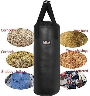 synthetic leather Punching Bag filled - 3ft