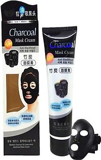 Charcoal Deep Clean Face Mask - 130g-fd