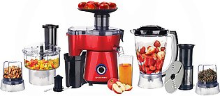Westpoint WF-2803 - 9 in 1 Jumbo Food Factory with Extra Grinder