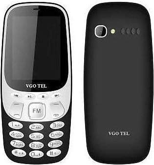 VGOTEL V3310 - 2.4 inches - Dual Sim - 2950mAh Battery - Any Color