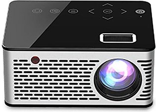 TE Mini Micro LED Cinema Portable Video HD USB HDMI Projector for Home Theater