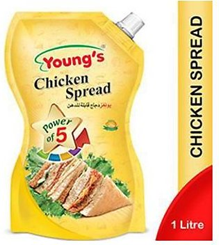 Young's Chicken Spread 1 Liter Pouch