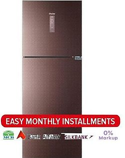 Haier Refrigerator 336 Tdc - Turbo Cool Series - 10 Years Brand Warranty
