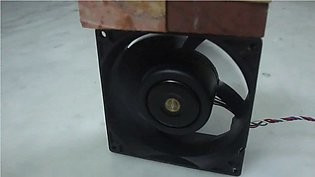 Dc 12 Volt - High Speed Fan For Computer Table And Mini Air Cooler