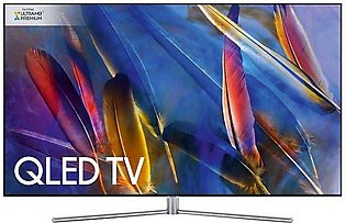 Samsung 138 cm (55 Inches) Q Series 4K UHD QLED Smart TV QA55Q6FN (Black) (2018…