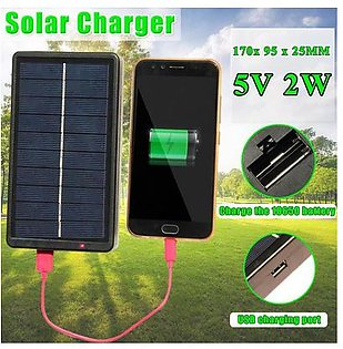 Global collection---Waterproof Solar Charger Power Bank Fast Charging USB Battery Pack For Phone