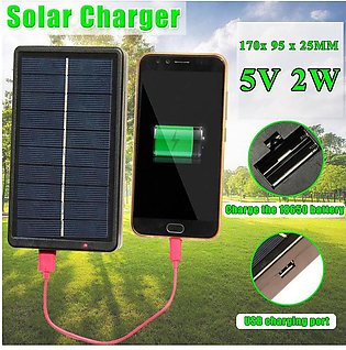 Global collection---Waterproof Solar Charger Power Bank Fast Charging USB Bat...