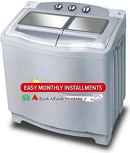 Kenwood - 9kg- Semi-Automatic Washing Machine -KWM950SA - White