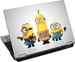 Laptop Sticker For Note Book 15 Inches Skin Vinyl
