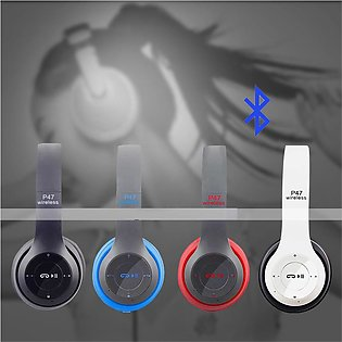 P47 - ST3 Bluetooth Wireless Headphones