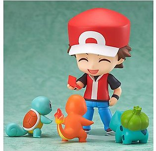 Garage Kit for Pokemon Role Shaped Clay Doll Ornaments for Car Decoration Household Decoration