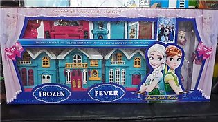 Frozen Doll House For Kids - Multicolor Big Size