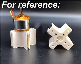XXD Brushless Motor Fixed Socket for RC Airplane Quadcopter ( 2 pieces)